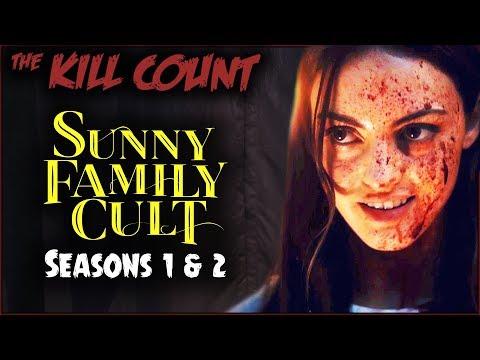 Xxx Mp4 Sunny Family Cult Crypt TV KILL COUNT Seasons 1 Amp 2 3gp Sex