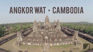 Angkor Wat • Aerials in HD 1080p