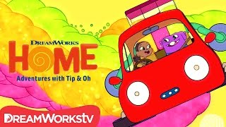 Official Trailer | DreamWorks Home Adventures With Tip & Oh
