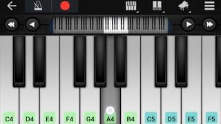 Janam janam dilwale piano tutorial (Arjit singh)