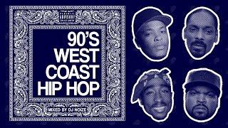 90's Westcoast Hip Hop Mix |Old School Rap Songs |Best of Westside Classics |Throwback | G-Funk