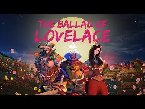 Xxx Mp4 The Ballad Of Lovelace TI8 Short Film Contest 3gp Sex
