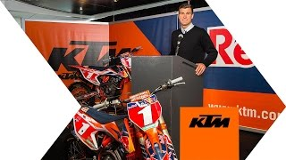 RYAN DUNGEY ANNOUNCES HIS RETIREMENT FROM PROFESSIONAL RACING| KTM
