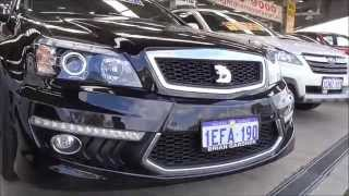 (Arabic) Holden HSV كابرس هولدن 2013-2016