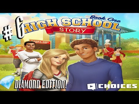 Choices: High School Story Book 1 Chapter 6 (Diamonds Used)