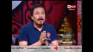 """رمضان يقربنا - الفنان """"محمد رياض"""" ومفاجأة جديدة فى مسلسل """" لعبة إبليس """""""