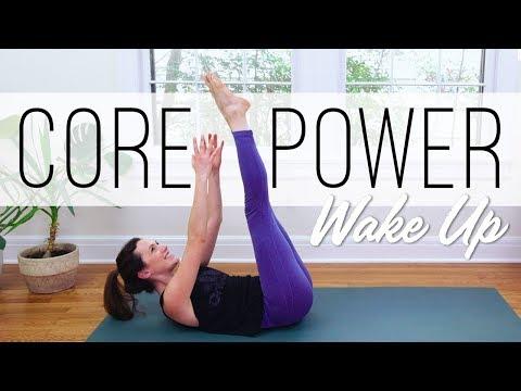 Xxx Mp4 Core Power Wake Up Yoga With Adriene 3gp Sex