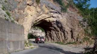 Travelling in Montenegro