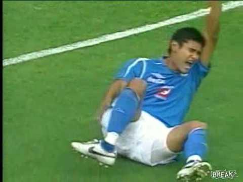 pire blessure au football