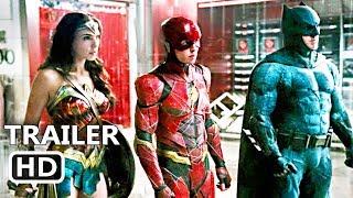 JUSTІCE LEАGUE Funny Casting Video + Trailer (2017) Superhero Movie