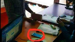 দেখুন সিসি ক্যামেরায় ধরা পড়লো মোবাইল চুরি | susmita telecom | cctv
