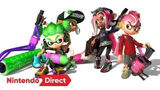 スプラトゥーン2 [Nintendo Direct 2018.3.9]