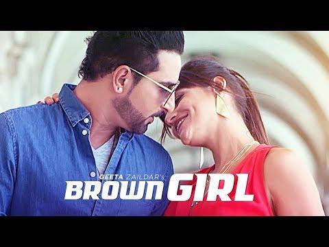 Xxx Mp4 Geeta Zaildar Brown Girl Full Video New Punjabi Songs 2017 T Series 3gp Sex