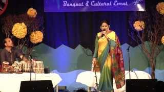 Ferdous Ara - Leading Nazrul Singer of Bangladesh  at CSUN 2013