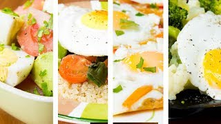 4 Healthy Breakfast Ideas For Weight Loss With Eggs   Weight Loss Recipes