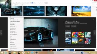 how to change your desktop background on windows 8, wallaper