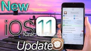 iOS 11 Jailbreak UPDATE! Pangu Notice & iOS 11.0 Release