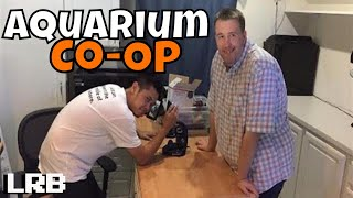 Special Guest Aquarium Co-Op w/ Cory and Jimmy