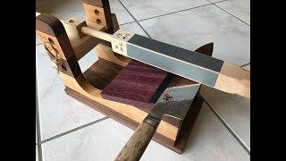 DIY GUIDED knife sharpener 3.0