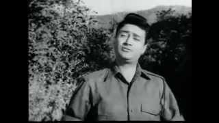 Main Zindagi Ka Saath - Dev Anand - Hum Dono - Evergreen Bollywood Hit Songs - Jaidev - YouTube