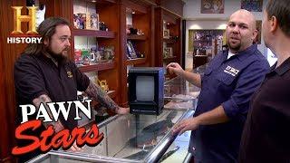 Pawn Stars: Rad Vintage Video Games | History