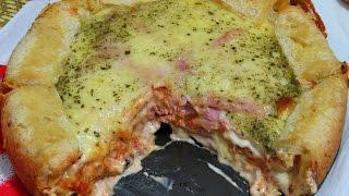 A PIZZA MAIS FÁCIL E GOSTOSA DO MUNDO