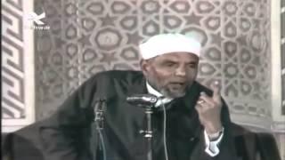 الشيخ الشعراوى   معركة الحق مع الباطل