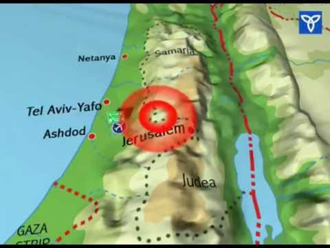 outstanding Explanation Why Israel can t withdraw to its pre 67 borders line Please Share