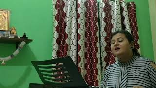 Tomake Bujhina Priyo Cover   Bengali Song   Projapati Biskut   Kirtika Sanyal (Khushi)