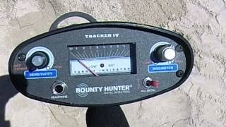 Bounty Hunter Tracker IV Review Demonstration and How To Operate