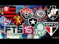 Como Instalar Fts 16 BrasileirÃo E Libertadores 2016 Atualizado