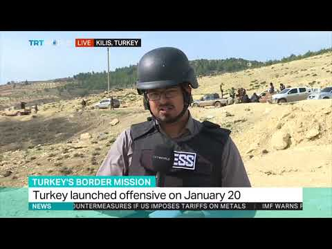 Xxx Mp4 Turkish Troops And FSA Advance In Syria S Afrin 3gp Sex