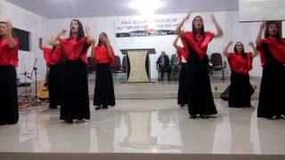 Coreografia, ROMPENDO - Elaine Martins