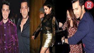 Salman Khan To Launch Sara Ali Khan & Aayush Sharma | Varun Says No Entry For Natasha