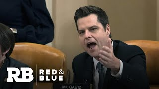 Florida Congressman Matt Gaetz is sidelined during Senate impeachment trial