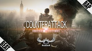 Epic Aggressive Cinematic Battle RAP Beat Instrumental - Counterattack