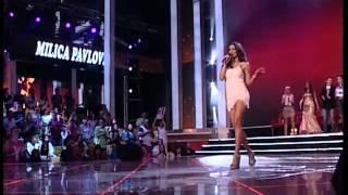 Milica Pavlović - Lijepe žene (Zvezde Granda 2011_2012 - Emisija 31 - 12.05.2012)
