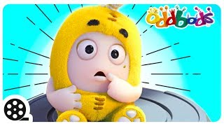 Cartoon | Oddbods - Bubbles And Stranger Things | Funny Cartoon Show