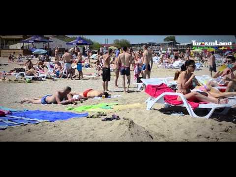 Plaja Costinesti Litoral Marea Neagra