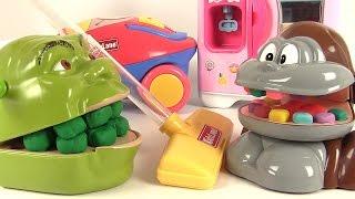 Shrek et le Singe Aspirateur Jouets pour Enfants