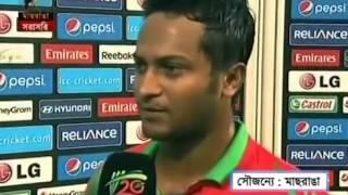 Shakib 5 wickets in Odi vs Zimbabuwe