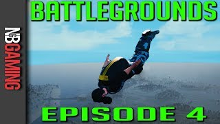 Battlegrounds Tomfoolery Ep4 - Playerunknown