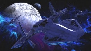 TOP 10 FASTEST SCI-FI Spaceships