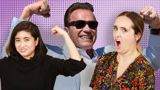Regular People Try Celebrity Impressions