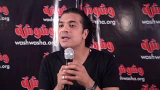 """وشوشة   مصطفي أبوسريع: هذه أسباب رفض العمل بـ""""مسرح مصر""""  Washwasha"""
