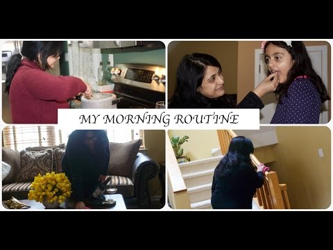My Morning Routine | Indian (NRI) Mom