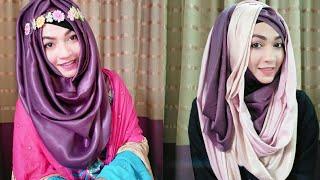Eid Special Summer Hijab Style | Pari ZaaD ❤