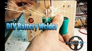 Cheap and Simple DIY Battery Spot Welder..!