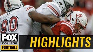Northen Illinois vs Nebraska | Highlights | FOX COLLEGE FOOTBALL