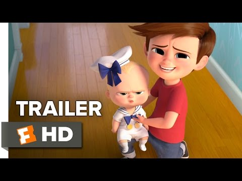 Xxx Mp4 The Boss Baby Official Trailer 1 2017 Alec Baldwin Movie 3gp Sex